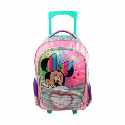 Morral ruedas Ruz Minnie Mouse