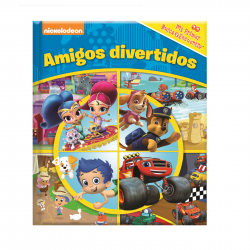 Nickelodeon Amigos divertidos