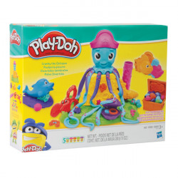 Divertidos Tentaculos Play Doh