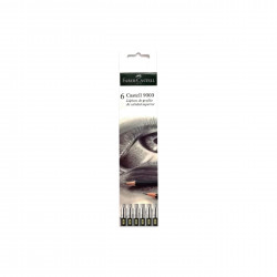 Lapices Faber Castell Negro...