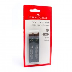 Minas Faber Castell 0.5 HB