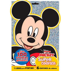 MICKEY SUPER COLOREA