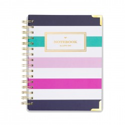 Cuaderno Love Icn Blue...