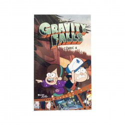 Gravity Falls Cómic 4